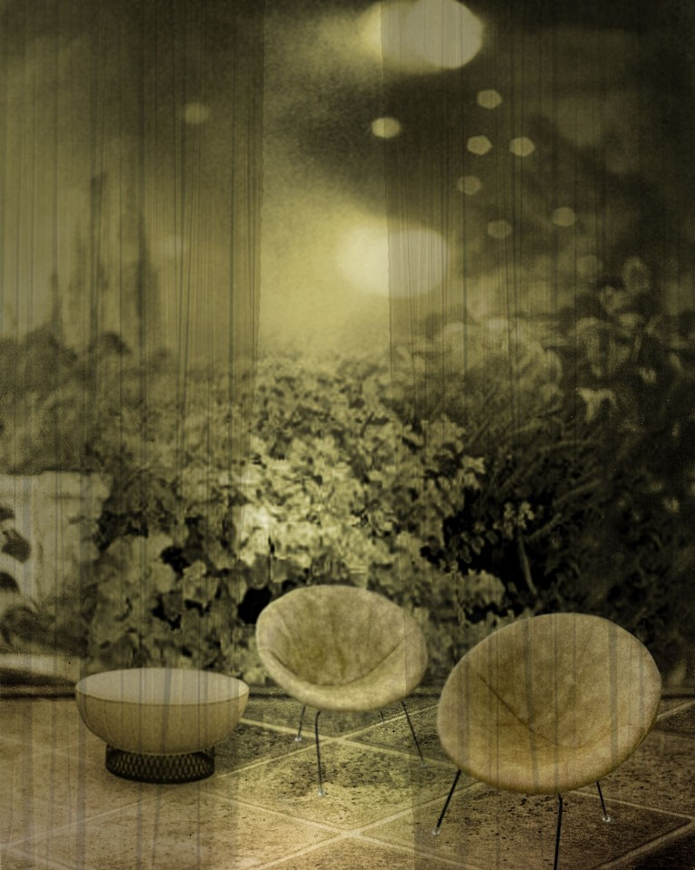 Oliver Wasow, Chairs 2012, Archival inkjet