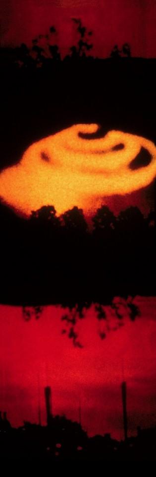 Oliver Wasow, Disney Spires 1985, Cibachrome