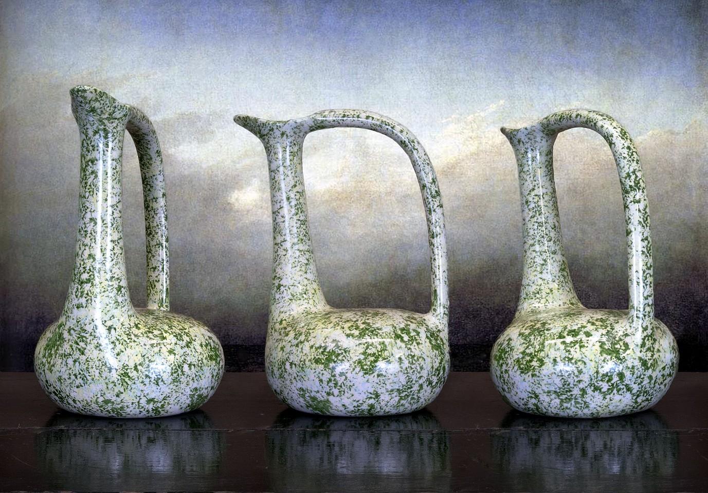 Oliver Wasow, Greek Vase 2015, Archival inkjet