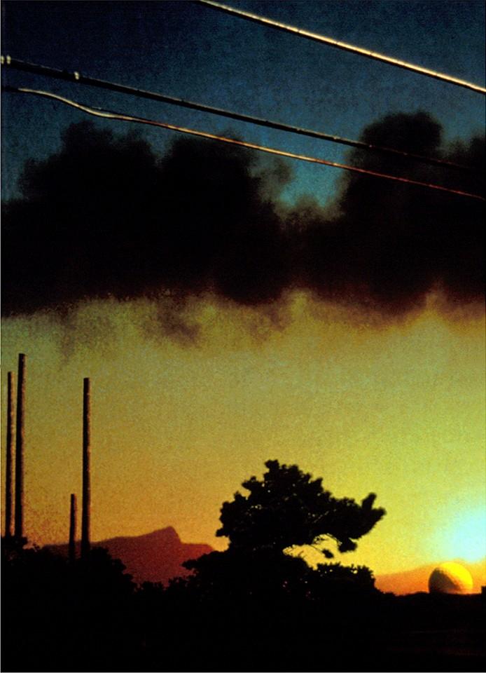 Oliver Wasow, Los Alamos 1990, Cibachrome