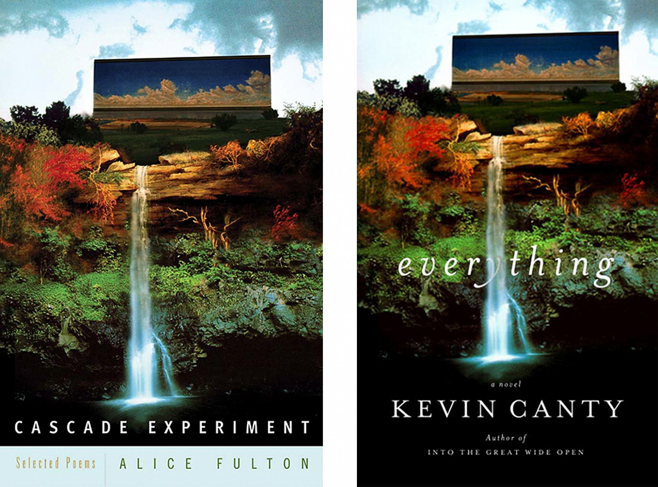 Oliver Wasow, Cascade Experiment / Everything Commercial publication