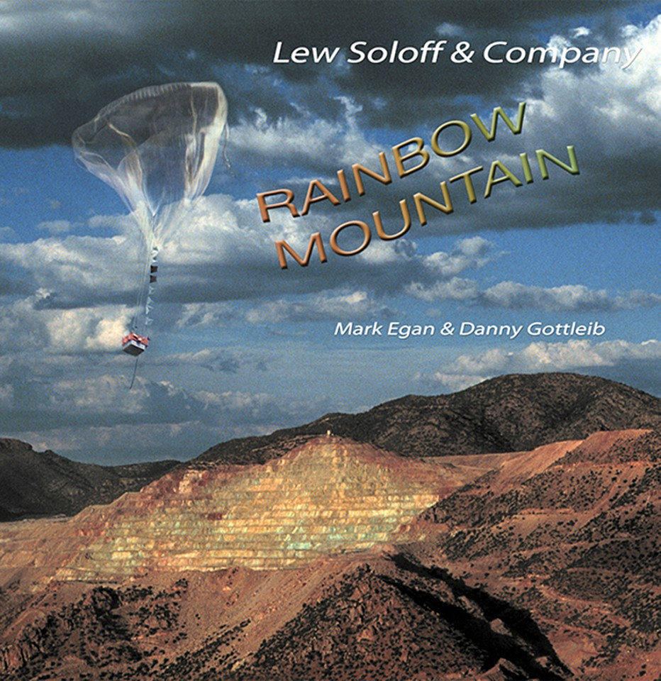 Oliver Wasow, Lew Soloff & Company - Rainbow Mountain