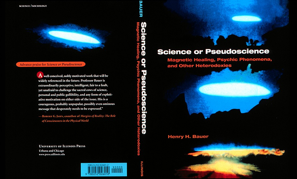 Oliver Wasow, Science or Pseudoscience Commercial publication