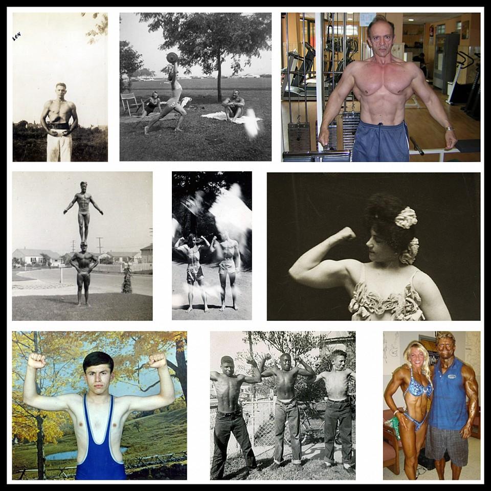 Oliver Wasow, Bodybuilders